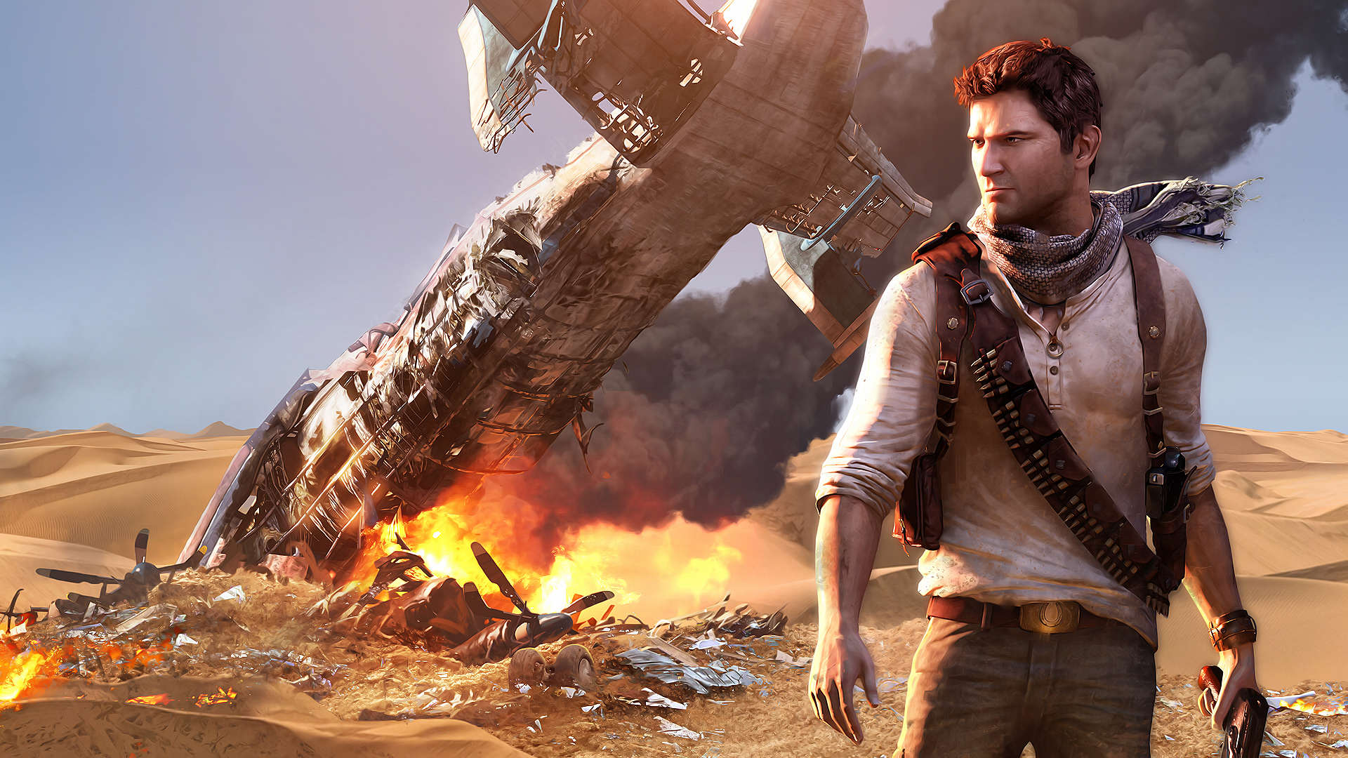 Who Should Play Drake In The Uncharted Movie? uncharted