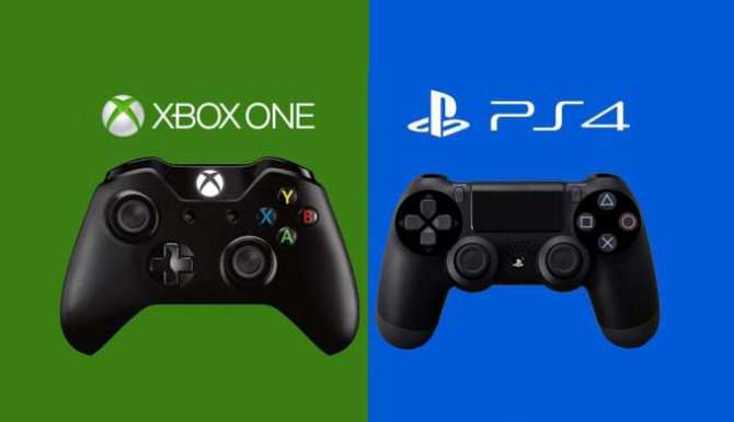 Sony Shoot Down Microsofts Plans For Cross Platform Play xbox one vs ps4 ds1 670x386 constrain
