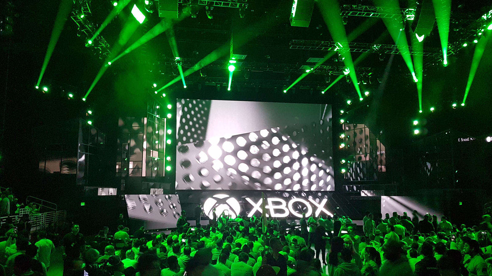 xbox press conf PS4 Boss Finally Comments On Project Scorpio
