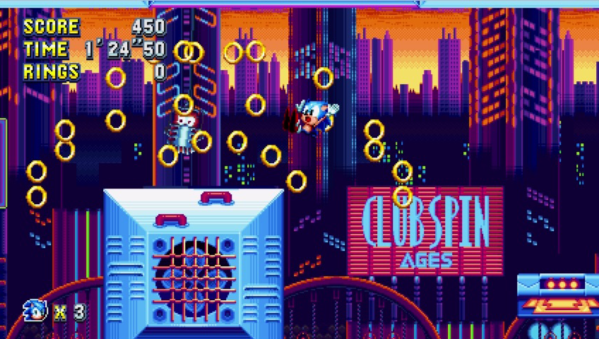 Two New Sonic Games Announced, Throwing Back To Glory Days 3098797 sonicmania04