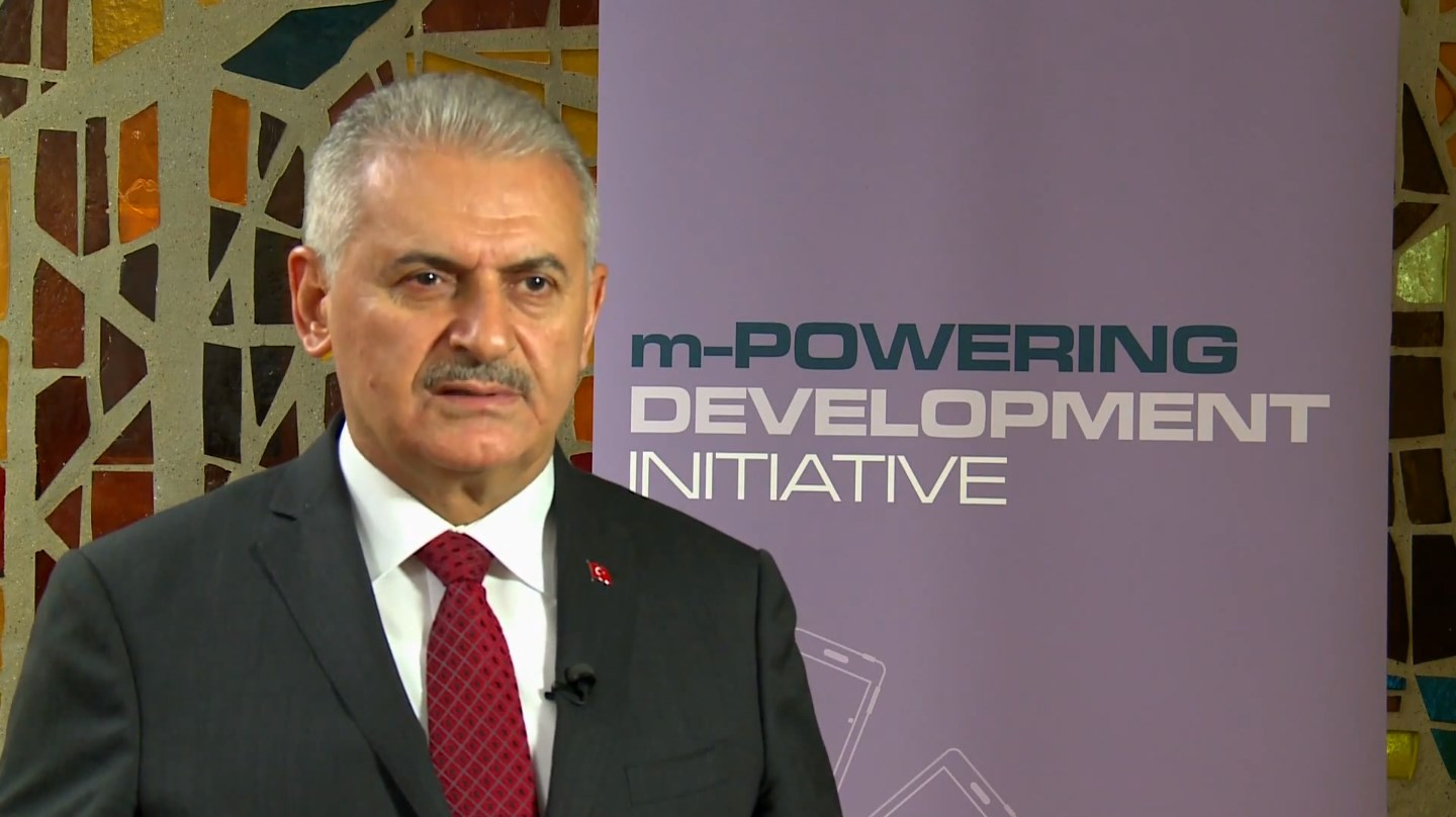 Binali Yıldırım interview 1 Turkish Military Says It Has Taken Over The Nation