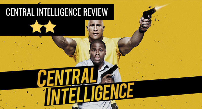 CI review Central Intelligence Is An Unfunny Let Down