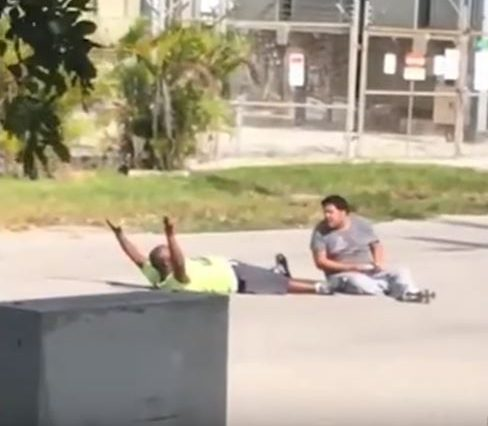 Capture 9 1 488x426 Details Emerge Of Why Police Shot Unarmed Black Man With Hands Up