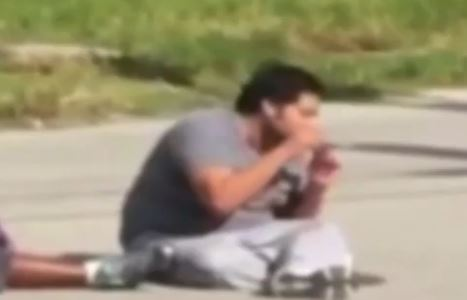 Capture11 Details Emerge Of Why Police Shot Unarmed Black Man With Hands Up