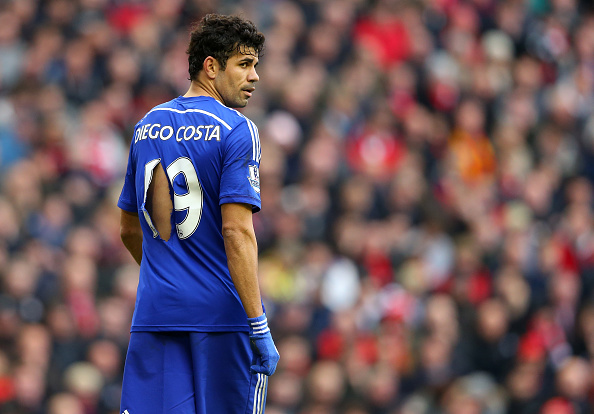 Diego Costa Getty shirt rip Chelsea Face Paying Huge Fee To Bring Player Back To Club