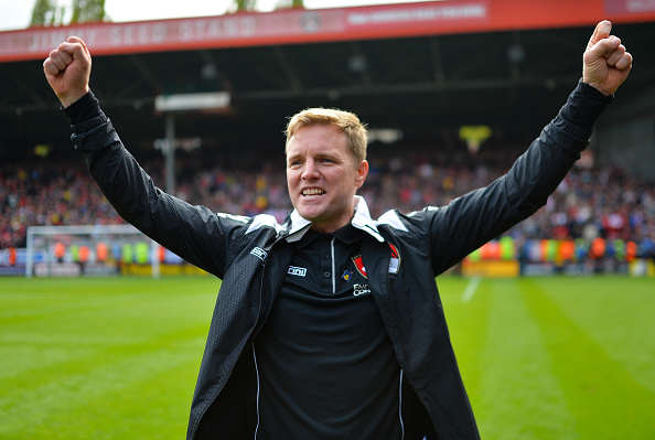Absolute Disaster Puts His Hat In Ring For England Job Eddie Howe Getty