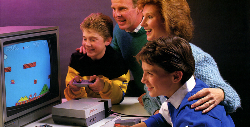 FacebookThumbnail 72 Nintendo Announce New NES, Bundled With 30 Games