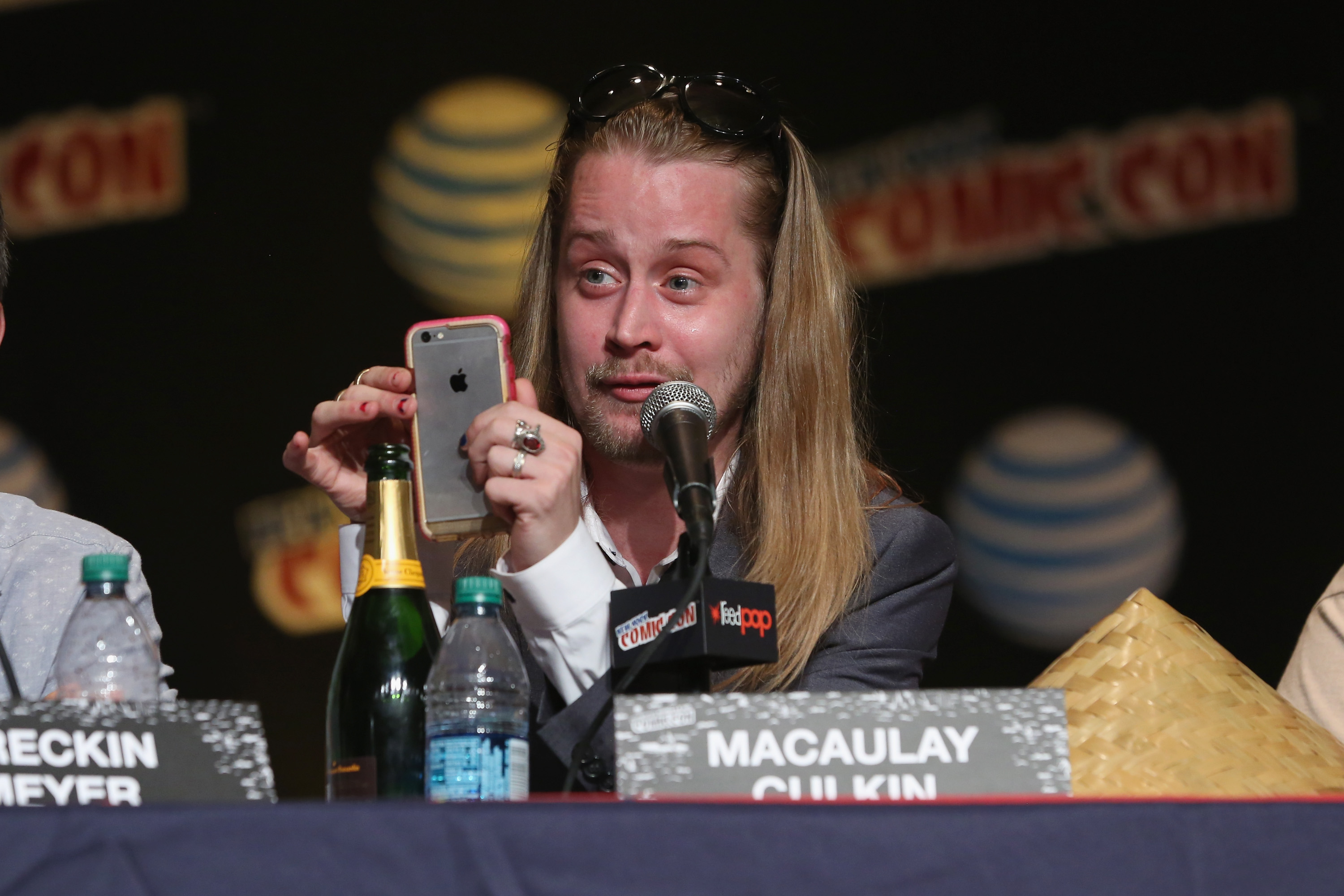 Macaulay Culkin Finally Addresses Heroin Rumours GettyImages 492054692