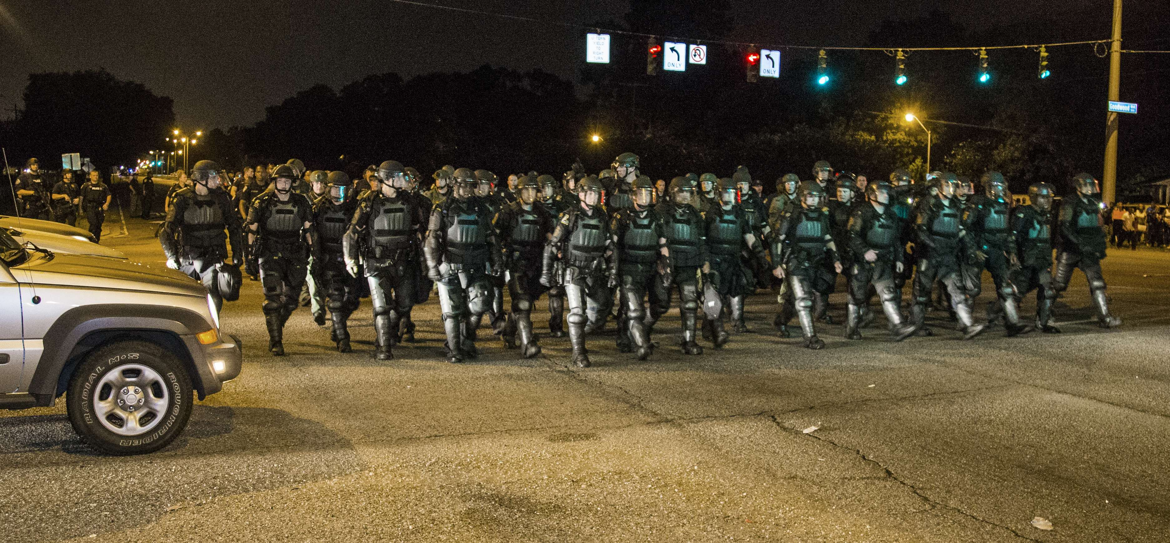 GettyImages 545751190 The Woman In Iconic Baton Rogue Protest Photo Has Spoken Out
