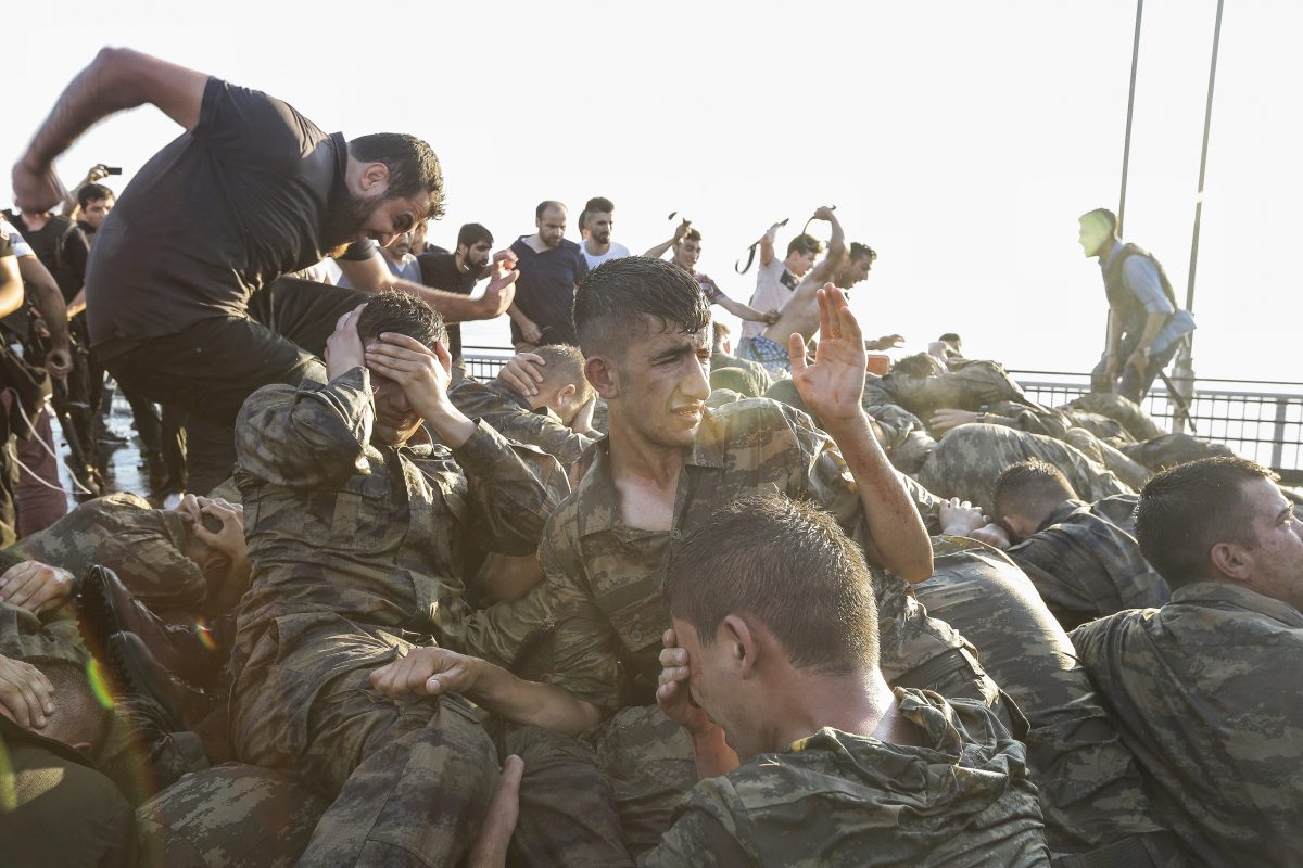 GettyImages 576538014 1 1200x800 1 1 New Report Reveals Horrific Torture Of Soldiers Following Turkish Coup