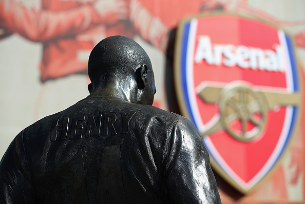Henry Statue Getty Sky Defend Henry After Wenger Row With Saltiest Ever Statement