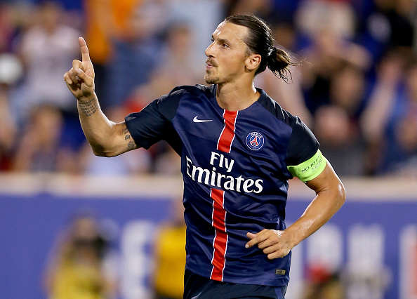 Ibra Getty 1 Zlatan Makes Incredible Transfer Claim After Scoring That Debut Goal
