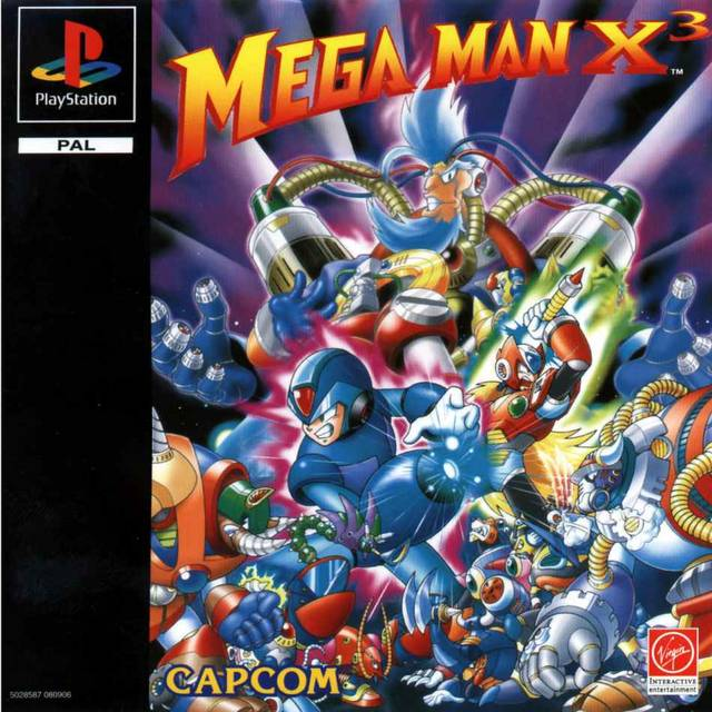 MegaManX3PAL Your PS1 Games Could Be Worth More Than You Think