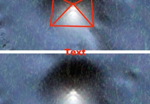 Mysterious giant pyramid spotted on the ocean floor 1 615x426 City Sized UFO Found On Bottom Of Pacific Ocean