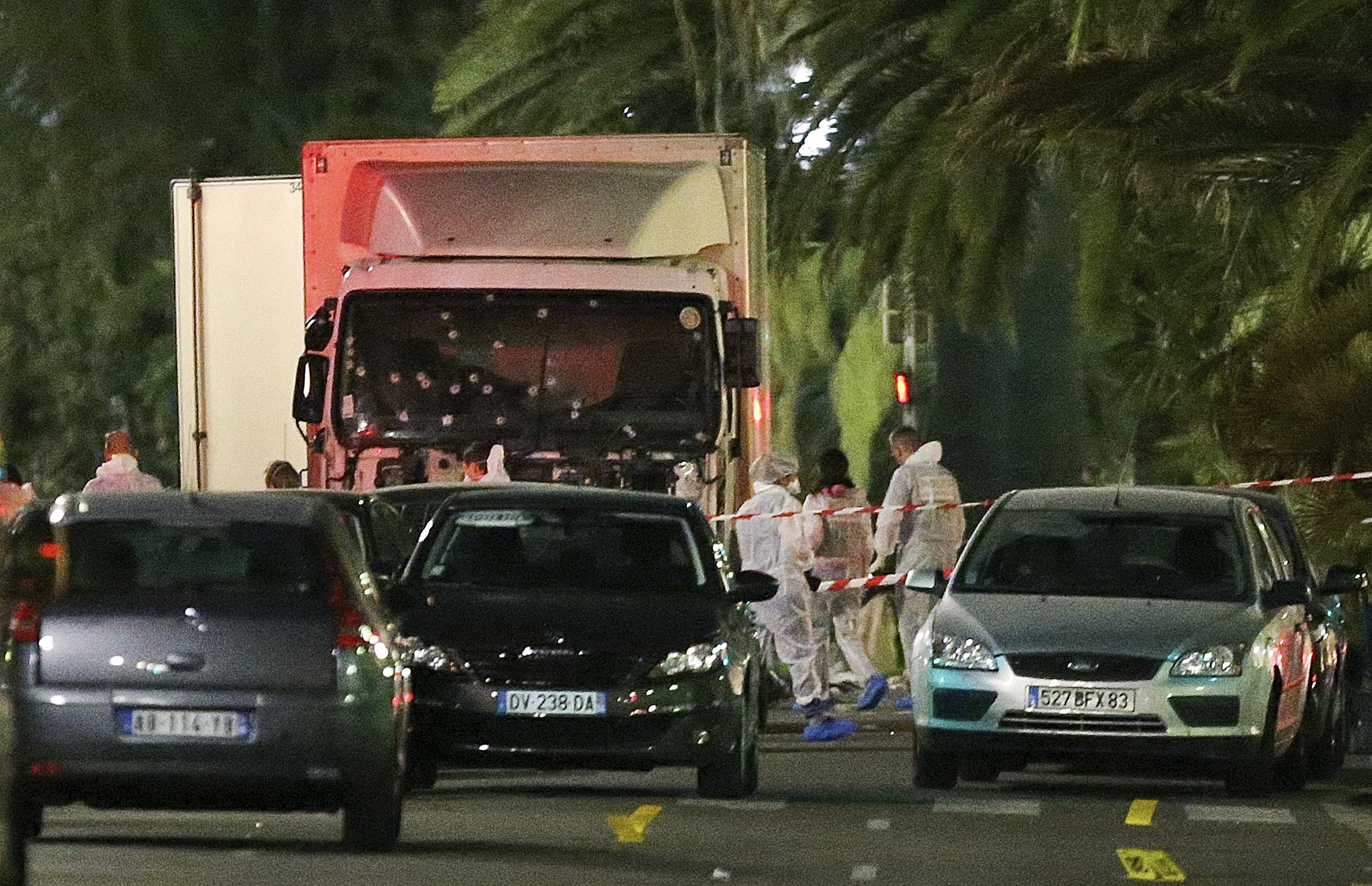 Nice1 2 Photos Show Inside Nice Attack Suspects Apartment After Police Raid