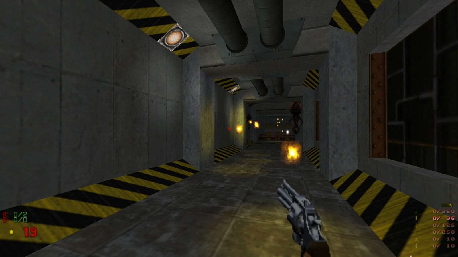 PnoicMap16 02 Half Life Recreated In DOOM Is Pretty Awesome