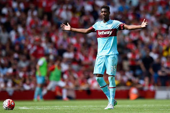 Reece Oxford Getty Mourinho Eyes Highly Rated English Starlet