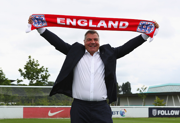Sam Getty England England Set To Recall Four Rejects Under Big Sam