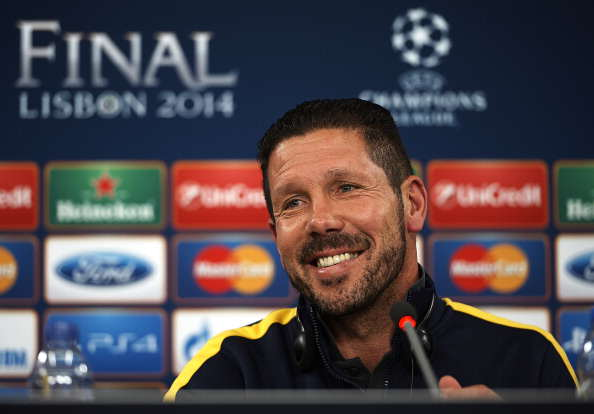 Simeone getty Handout 1 Chelsea Boss Admits Unsettled Attacker Is Probably Leaving