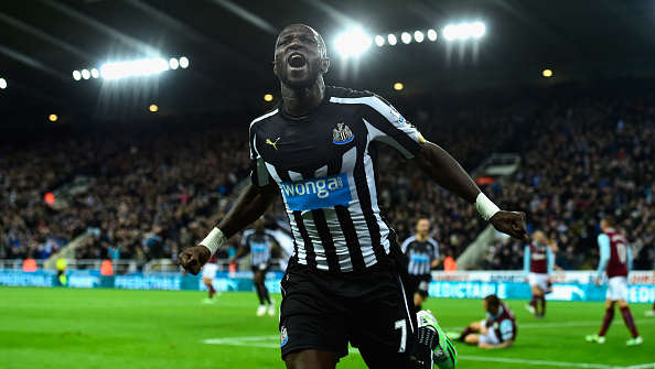 Newcastle And France Star Sissoko Set For Premier League Move Sissoko Newcastle Getty