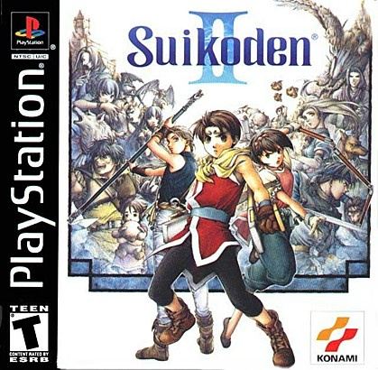 Suikoden2 NA Your PS1 Games Could Be Worth More Than You Think