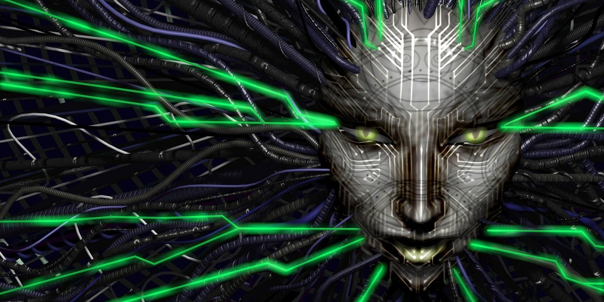 System Shock Shodan artwork Classic Horror Game Remake Headed To PlayStation 4