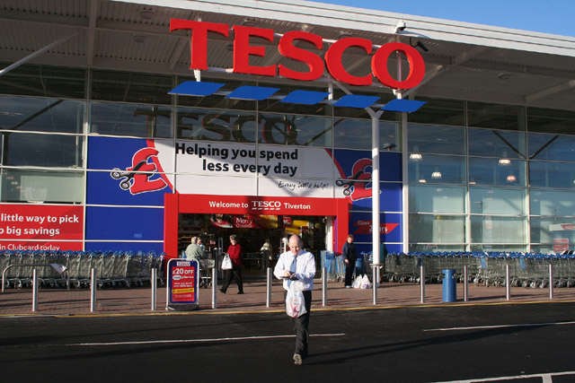 Tiverton Tesco   geograph.org .uk   85534 Guy Slates Tesco Mobile On Twitter, Gets Brutally Trolled