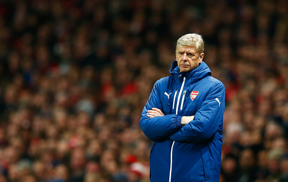 Huge Blow For Arsenal As Injuries Kill Tour Before It Even Starts Wenger Getty Glum 5