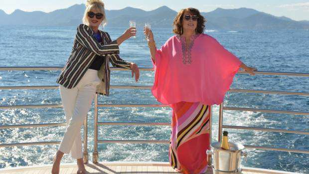 absolutely fabulous 0 Absolutely Fabulous: The Movie, Flamboyant Fun But Not Fabulous