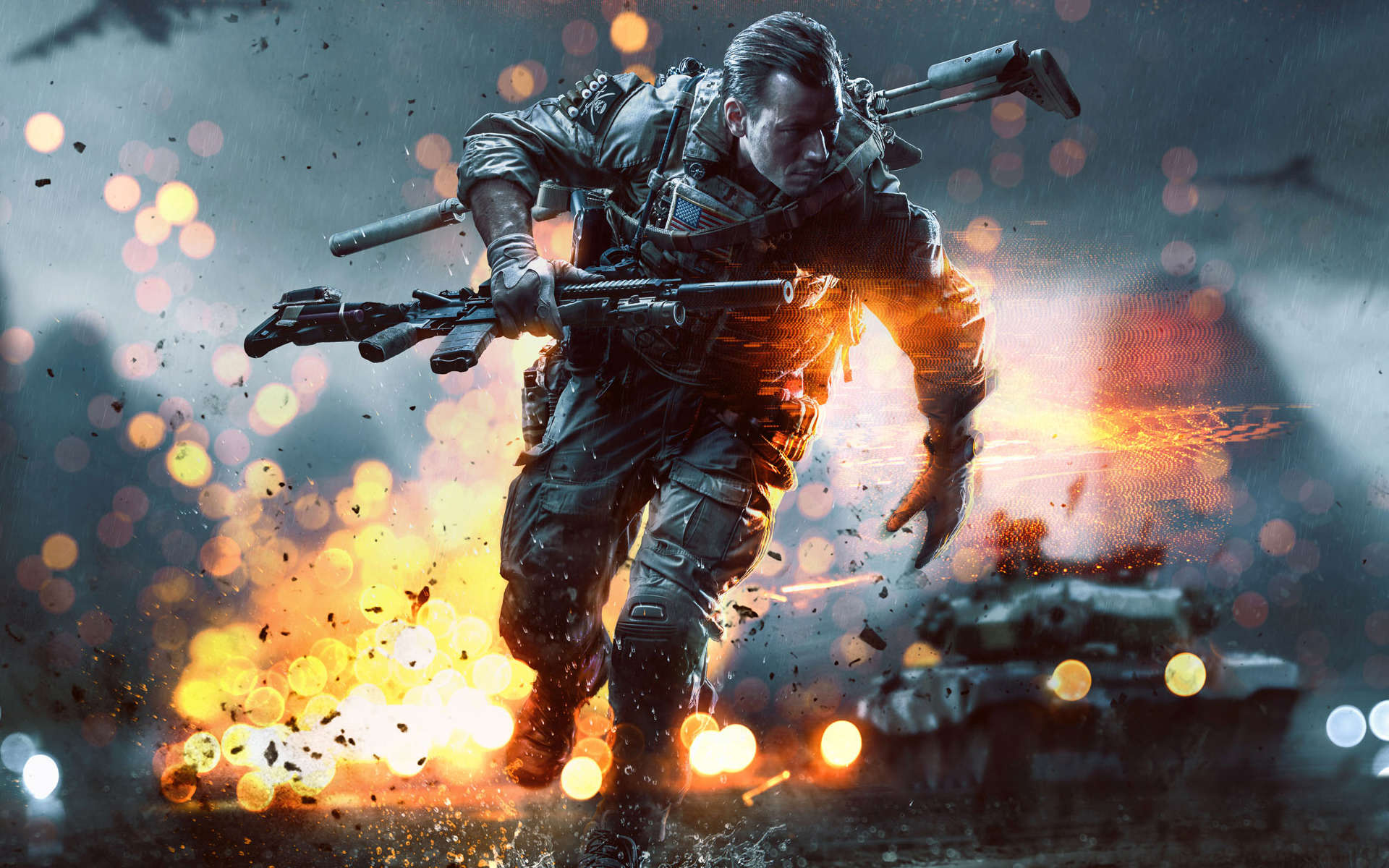 battlefield 4 china rising wide Battlefield TV Show In The Works, Heres What We Know