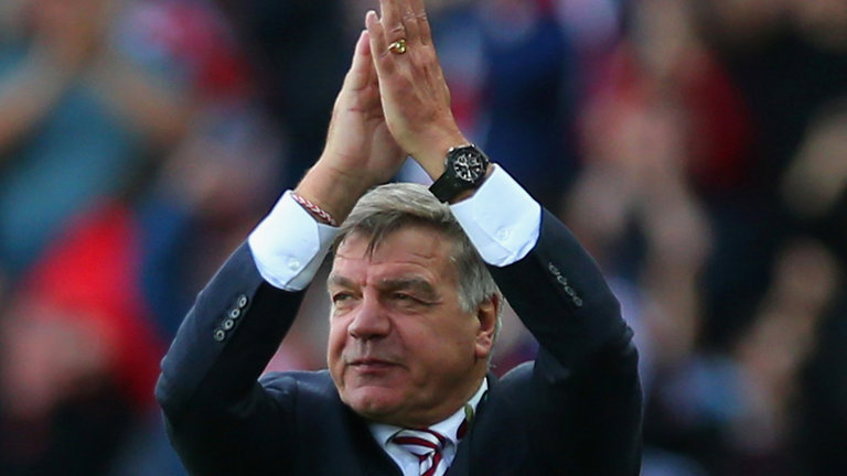 Sam Allardyce Named England Boss, People Are NOT Happy big s