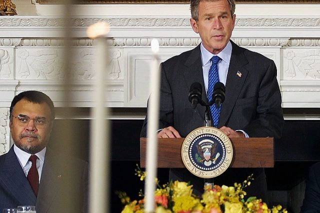 bush Saudi Government Linked To 9/11 Hijackers In Newly Released U.S. Report