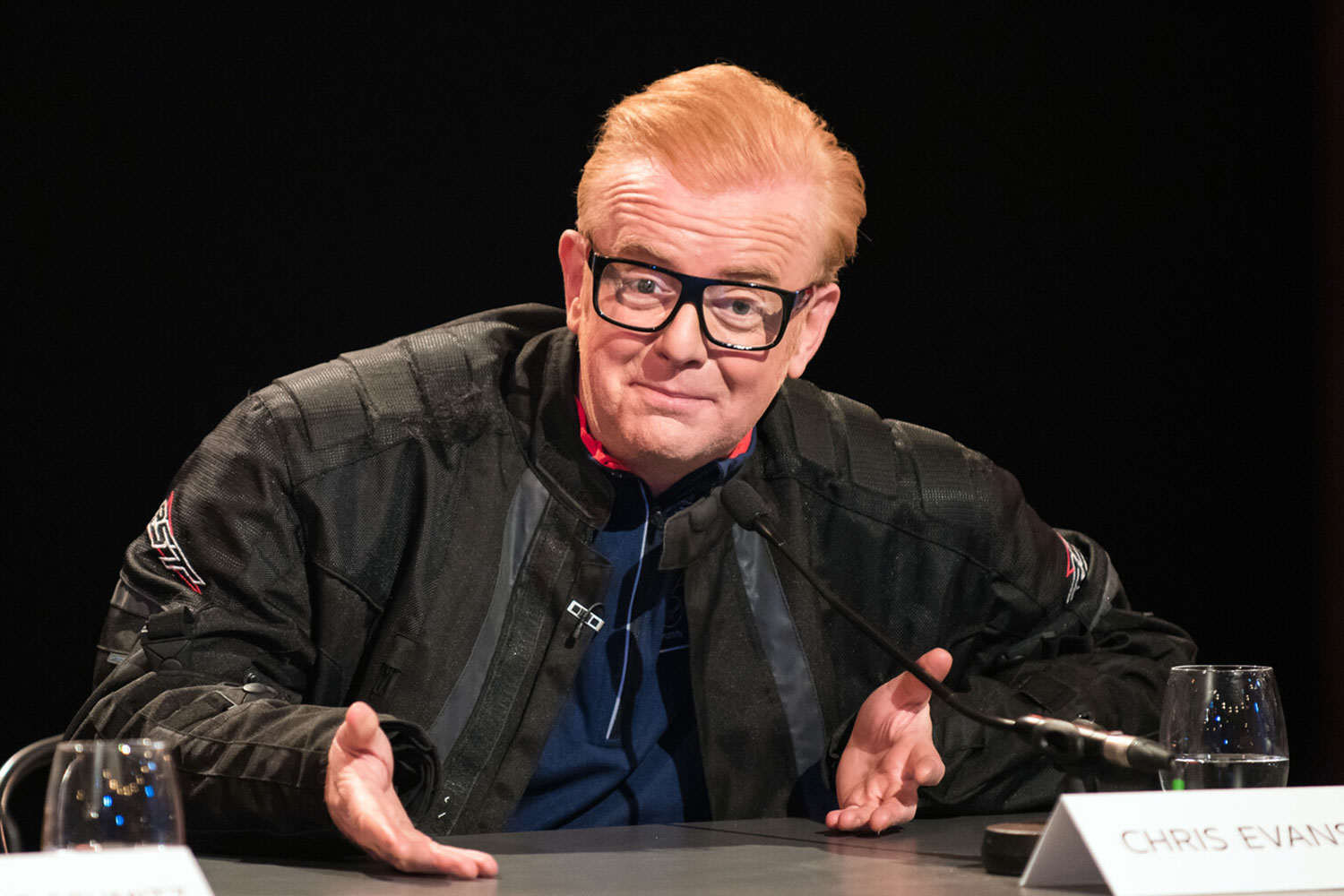 chris evans top gear Lethal Bizzle Wants Top Gear Job Because I Have More Bants