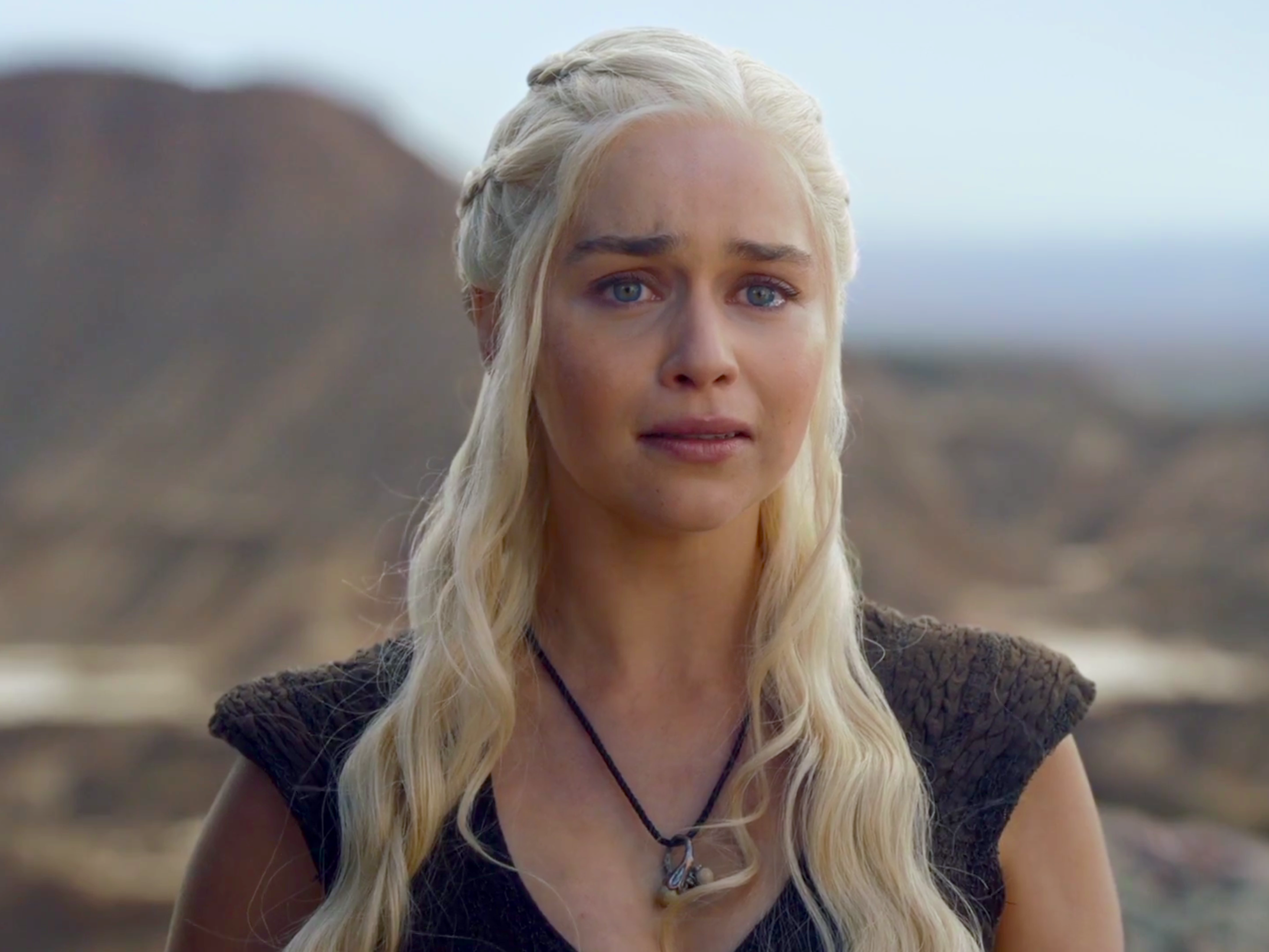 daenerys targaryen crying game of thrones HBO Just Dropped Devastating News For Game Of Thrones Fans