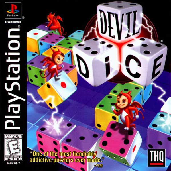 devil dice usa Your PS1 Games Could Be Worth More Than You Think