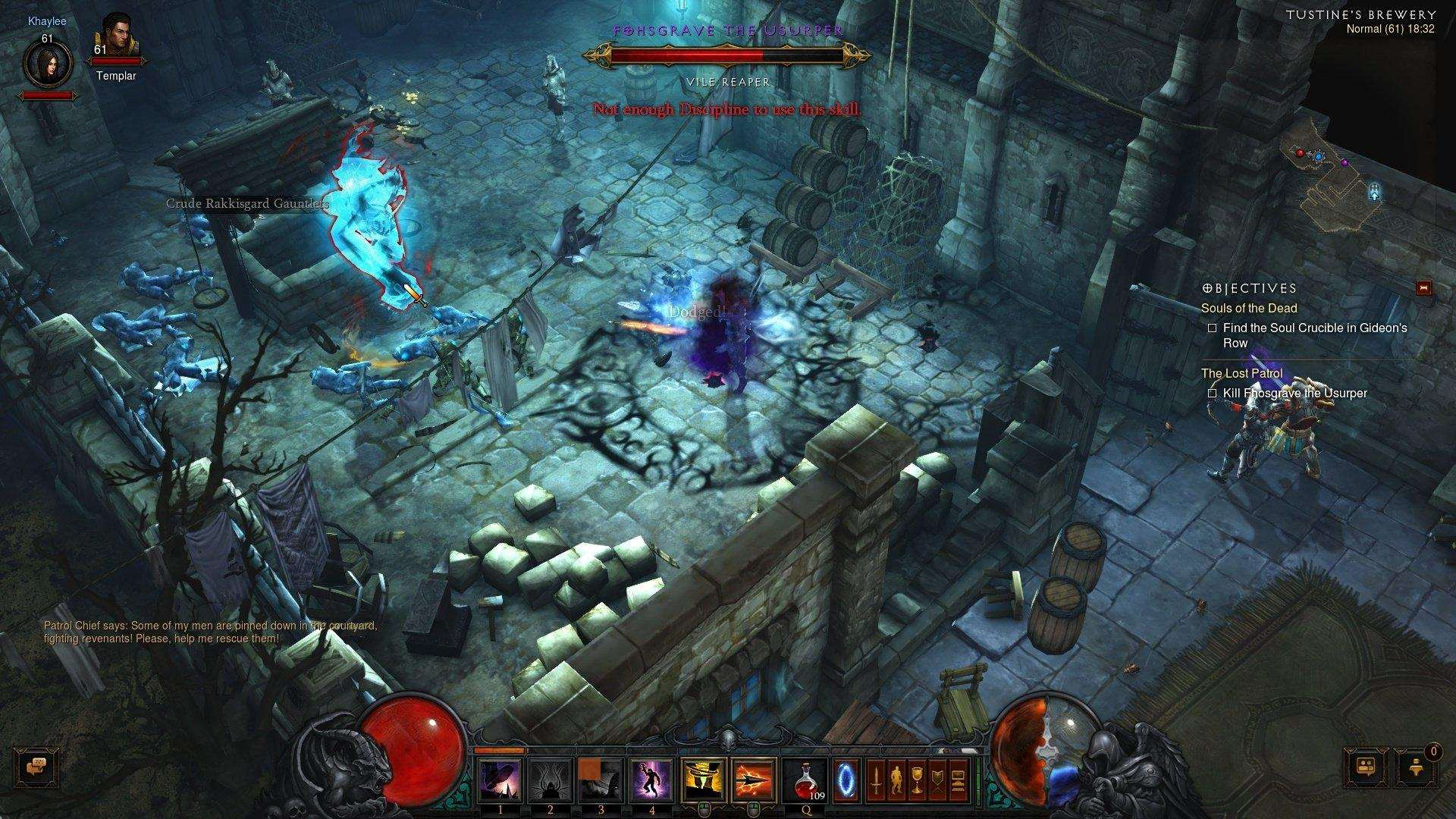 Blizzard Is Currently Hiring For A New Diablo diablo 3 reaper of souls screenshot 2