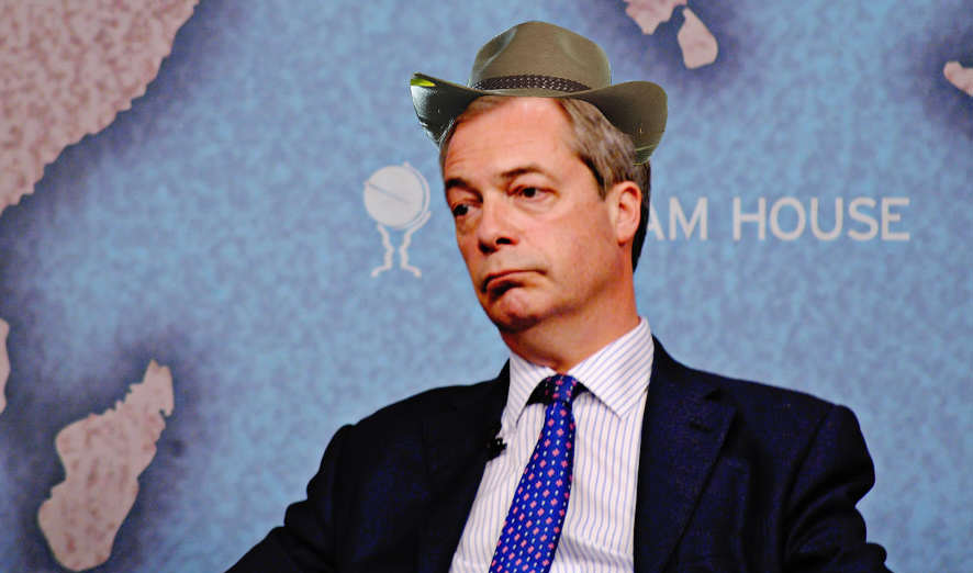 farage 03 flickr Nigel Farage Offered Serious Cash To Do Im A Celebrity
