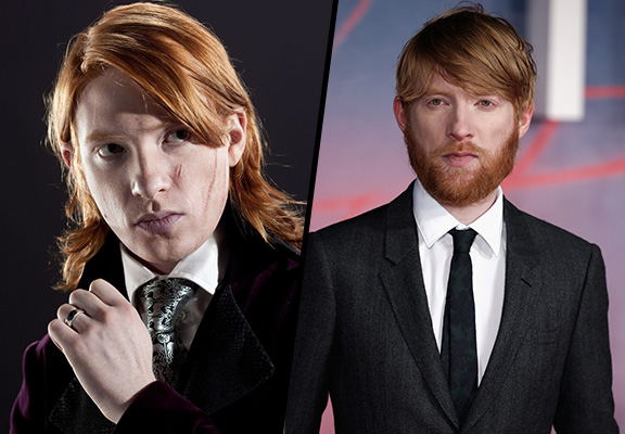 gleeson This Is What The Stars Of Harry Potter Are Up To Now