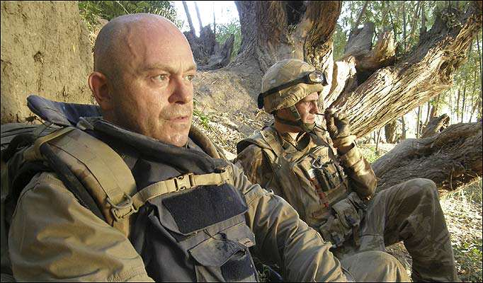 kemp22 Ross Kemp Targeted By ISIS Sniper While Filming New TV Show