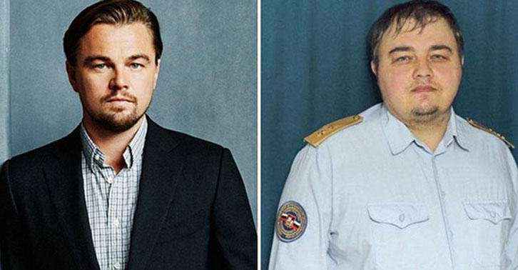 leo2 1 Leonardo DiCaprios Russian Doppelganger Appears In Brilliant Vodka Ad