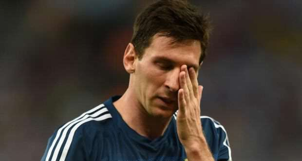 messi getty Lionel Messi Sentenced To 21 Months In Prison