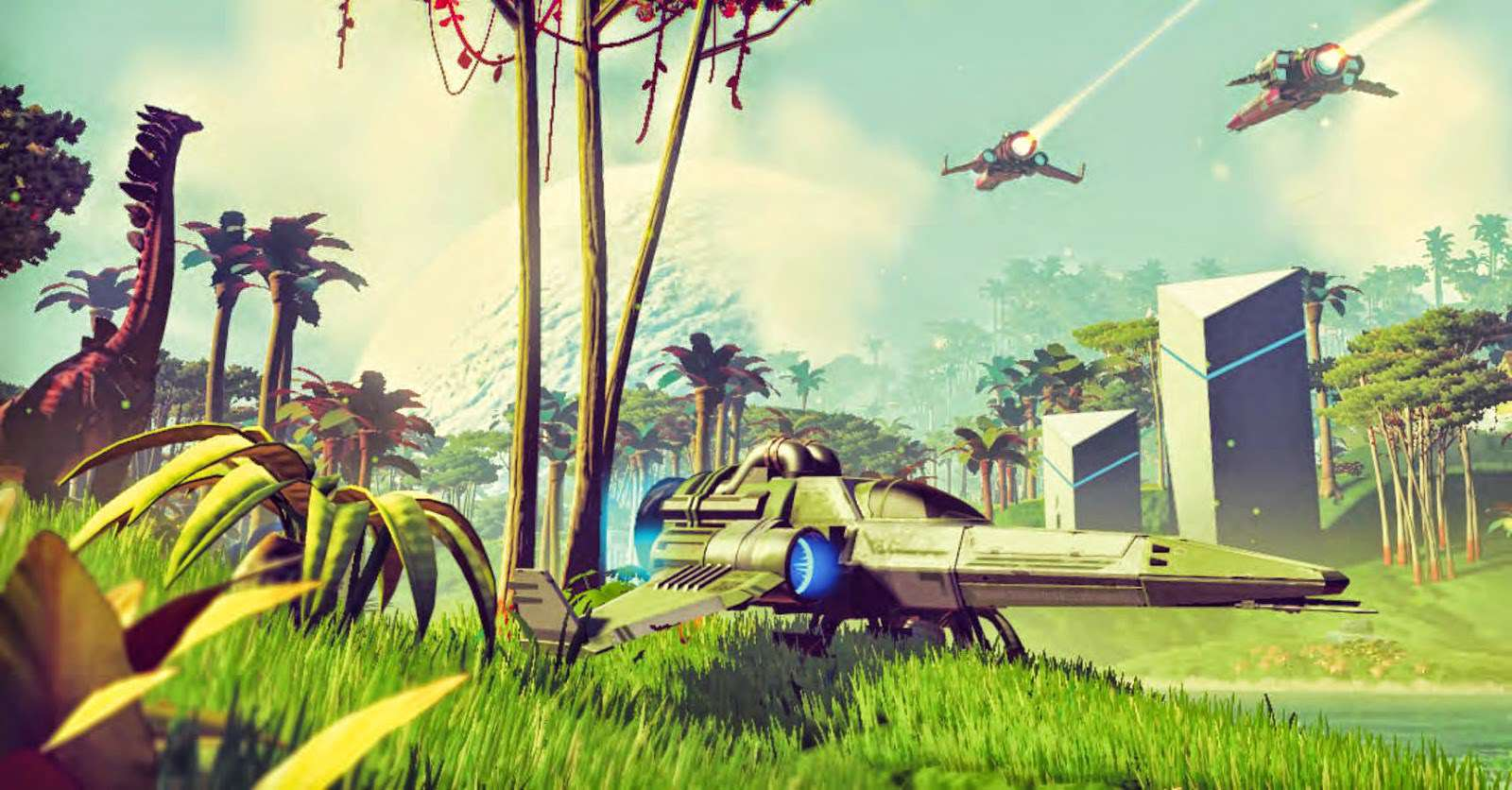 no man s sky 1 Sony Speak Out On No Mans Sky Online Play