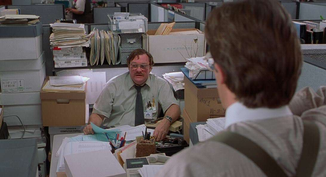 office space 2 Can You Sue Your Boss If Your Job Is Too Boring?