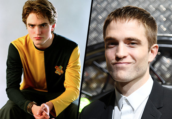 pattinson  This Is What The Stars Of Harry Potter Are Up To Now