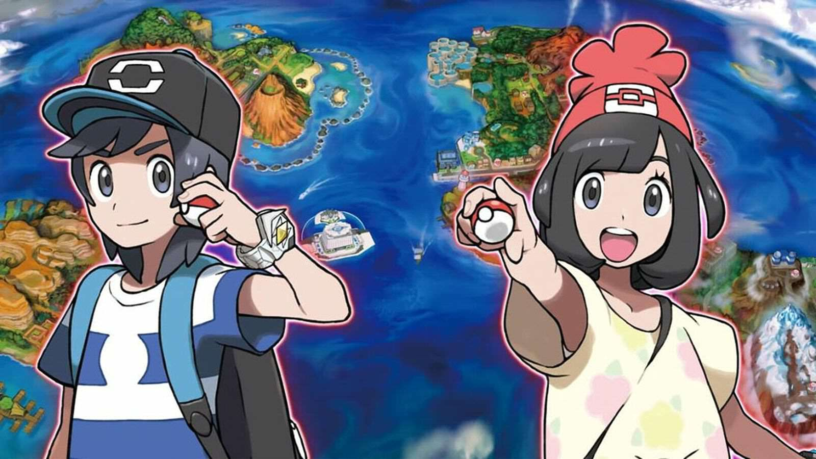 pok These Leaked New Pokemon Are Really, Really Weird