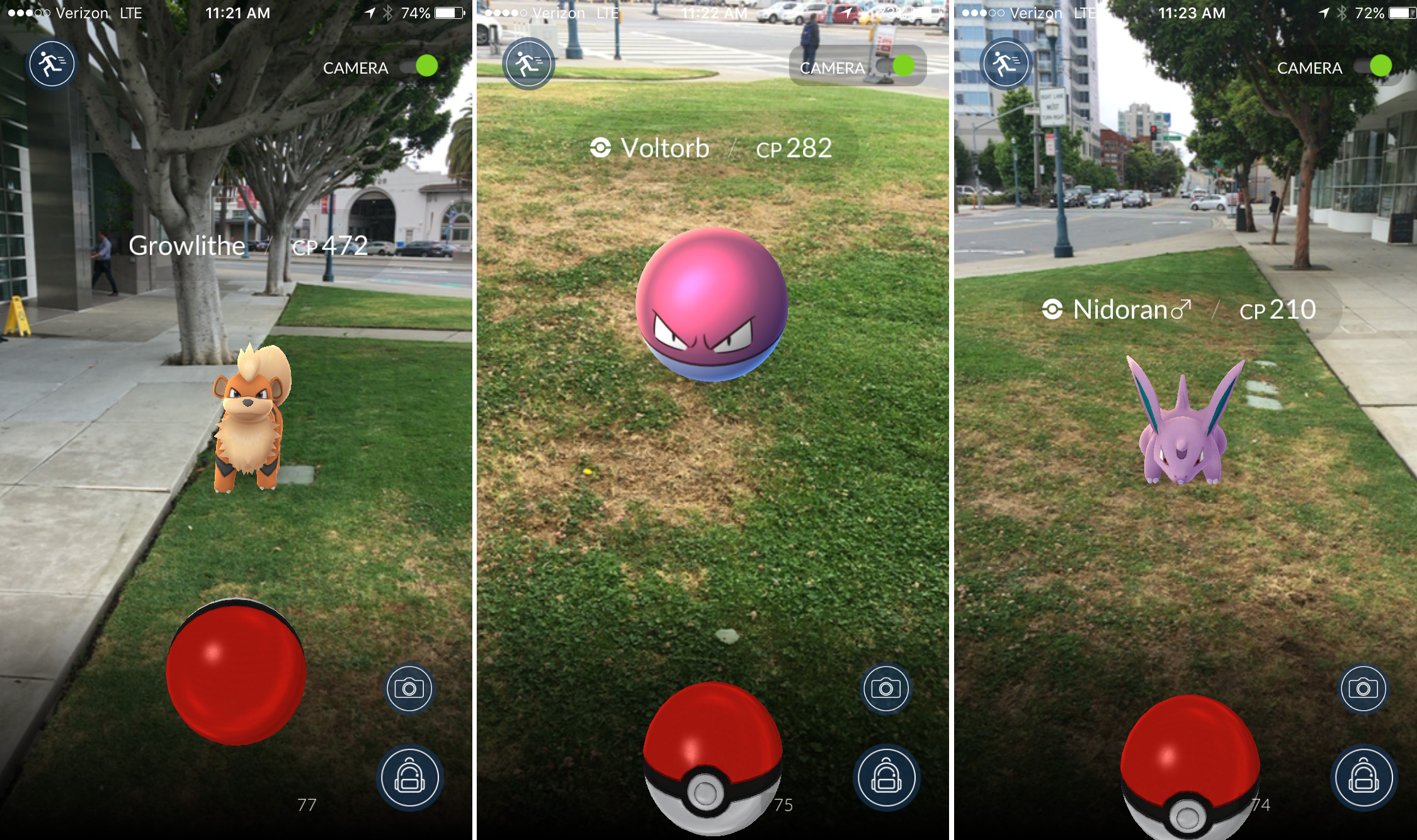 People Are Selling Their Pokemon GO Accounts For Ridiculous Money pokemon go nick statt screenshots 1.0