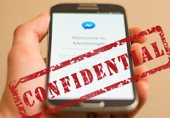 secret1 Facebook Messenger Users Will Soon Be Able To Have Secret Chats