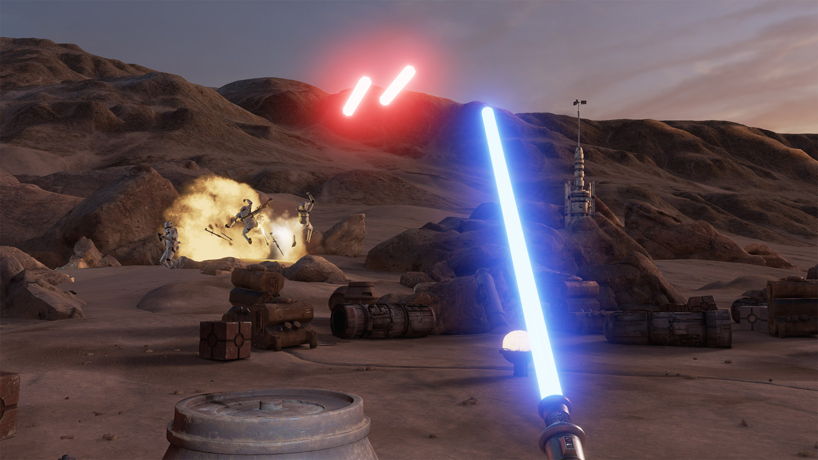 star wars trials on tatooine 1600 Star Wars VR Game Available For Free On Steam
