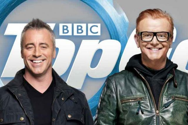 Controversial Ex Top Gear Presenter Chris Evans F*cks Up Again tg  line up 640x426