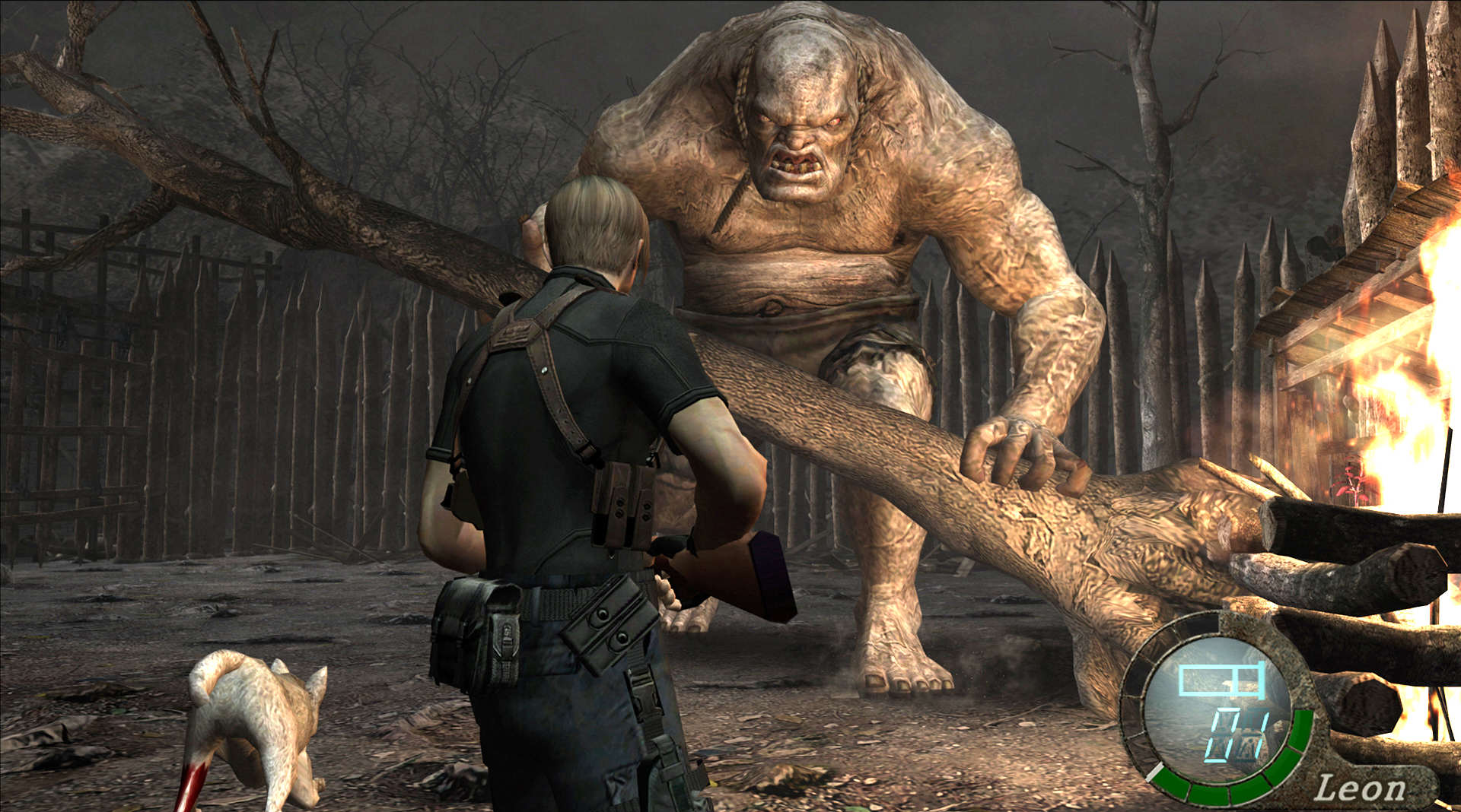 thatdog Resident Evil 4 Coming To PS4/Xbox One, Heres When